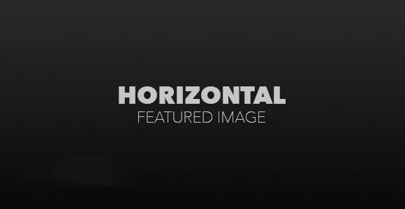 Featured Image (Horizontal)